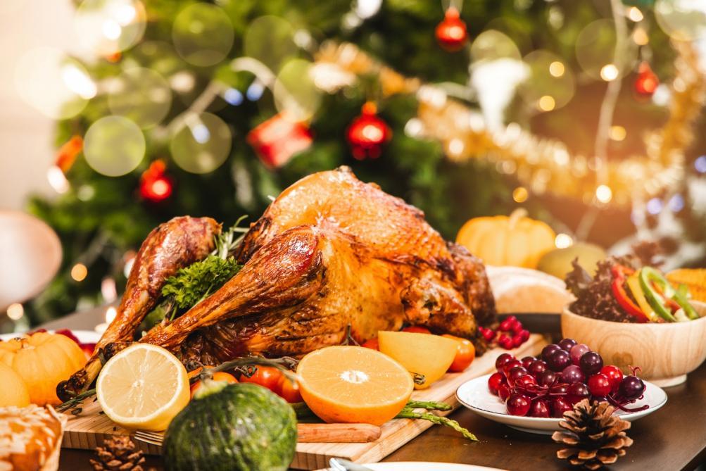 Repas De Fete De Noel Mon repas de Fêtes ? J'y pense déjà et je teste de nouvelles