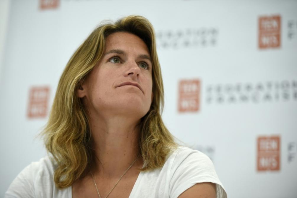 Mauresmo renonce à la Coupe Davis et aux Bleus — Tennis