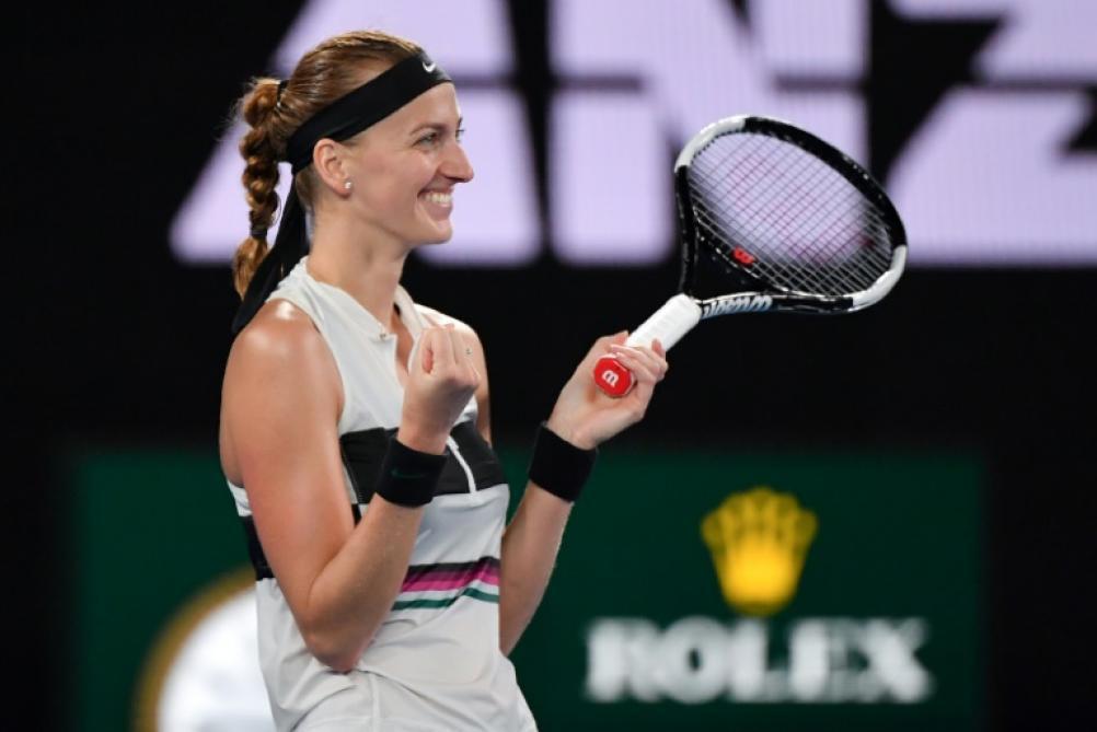 d2d73e2ee9 Open d'Australie: finale à double titre entre Osaka et Kvitova, Tsitsipas s