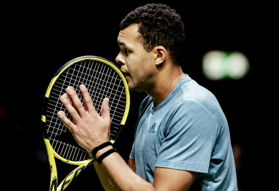 ATP Rotterdam : Tsonga en quarts de finale
