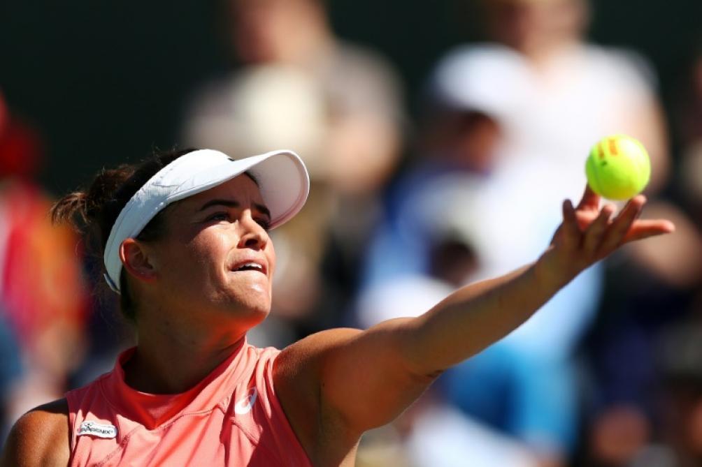 Caroline Garcia chute encore face à Jennifer Brady à Indian Wells — Tennis