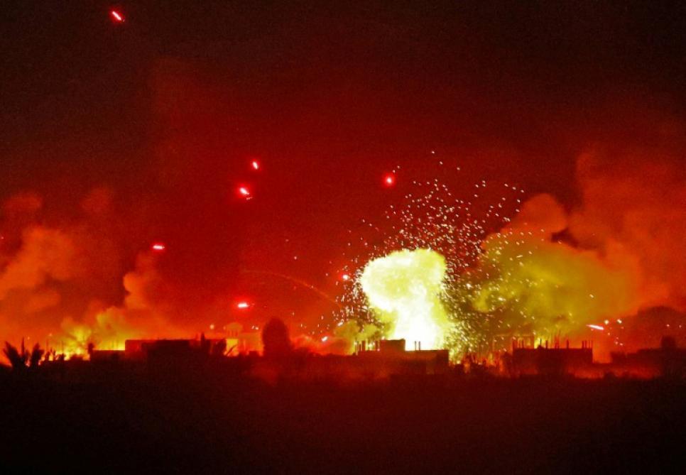 En Syrie l'assaut antjihadistes ralenti à nouveau par les évacuations