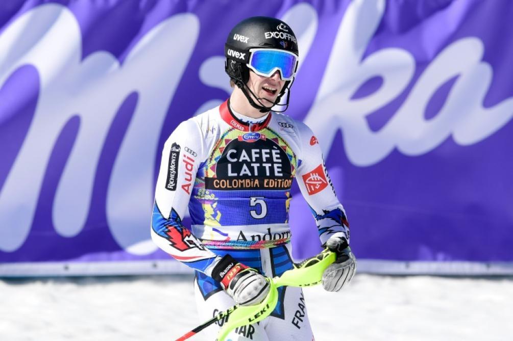Ski alpin: Clément Noël irradie à Soldeu, Hirscher termine à