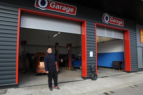 O garage un service auto rapide et sur mesure zone for Garage de l union villeurbanne