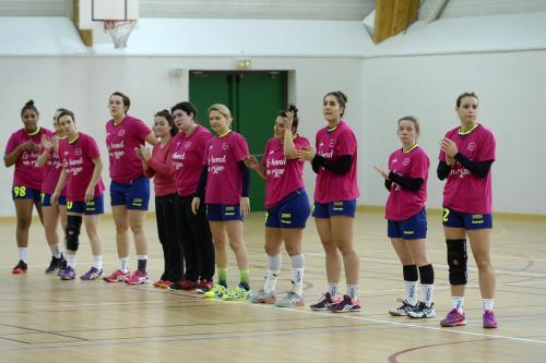Handball coupe de france r gionale f minine taissy prend le ticket journal l 39 union abonn - Coupe de france feminine handball ...