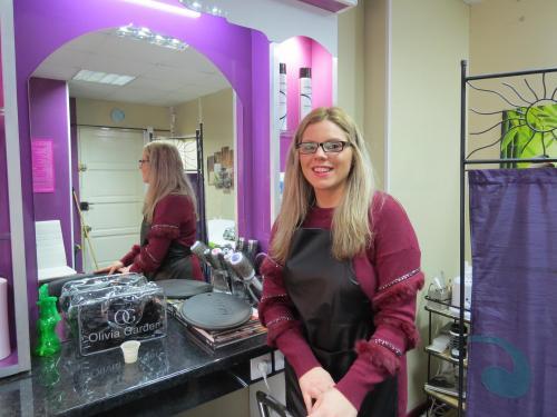 Troyes coiffure et soins esth tiques au salon de m lissa journal l 39 est eclair - Salon de soins esthetiques ...