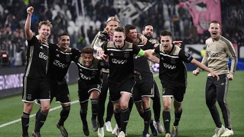 9697011465 Ligue des Champions: le très bon coup de l'Ajax à Tottenham - Journal  L'Union