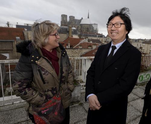 Quand le politique Jean-Vincent Placé se moque de Reims sur Twitter - L'Union