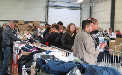 Romilly-sur-Seine: La braderie du Coq Sportif jusqu'au 11 novembre - L'Est Eclair