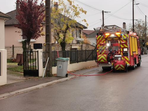 Incendie sans gravité aux Noës-près-Troyes - L'Est Eclair