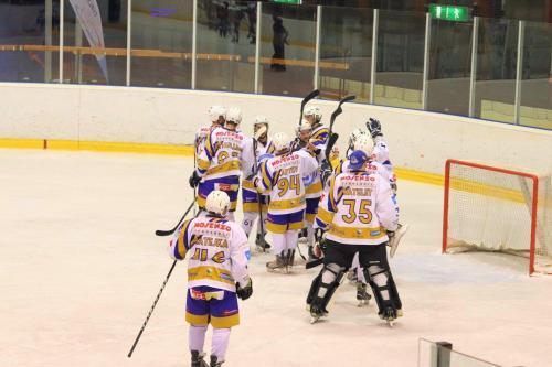 Hockey sur glace (Division 3). Les Phénix de Reims continuent leur sans-faute - L'Union