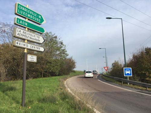 Un motard a perdu la vie samedi soir près de Reims - L'Union