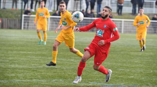Football (Coupe de France). Reims Sainte-Anne file au 8e tour - L'Union