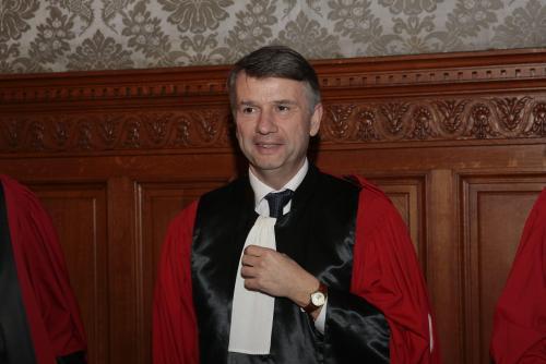 Un nouveau premier président à la cour d'appel de Reims - L'Union