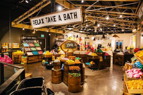 On connaît la date d'ouverture de la boutique Lush à Reims - L'Union