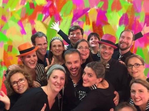 Un spectacle chanté et dansé à Reims le 23 novembre pour une bonne cause - L'Union
