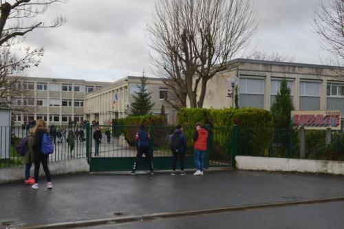 Grève dans un collège de Reims après une commission de discipline - L'Union