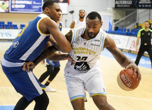 <b>Basket-ball</b> - <b>Jeep Élite</b>. Jimmie Taylor de retour avec le Champagne Basket pour affronter Cholet