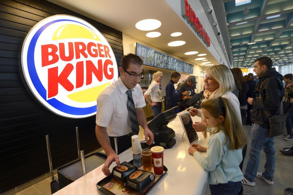 Quand Burger King demande... une étoile au guide Michelin — Insolite
