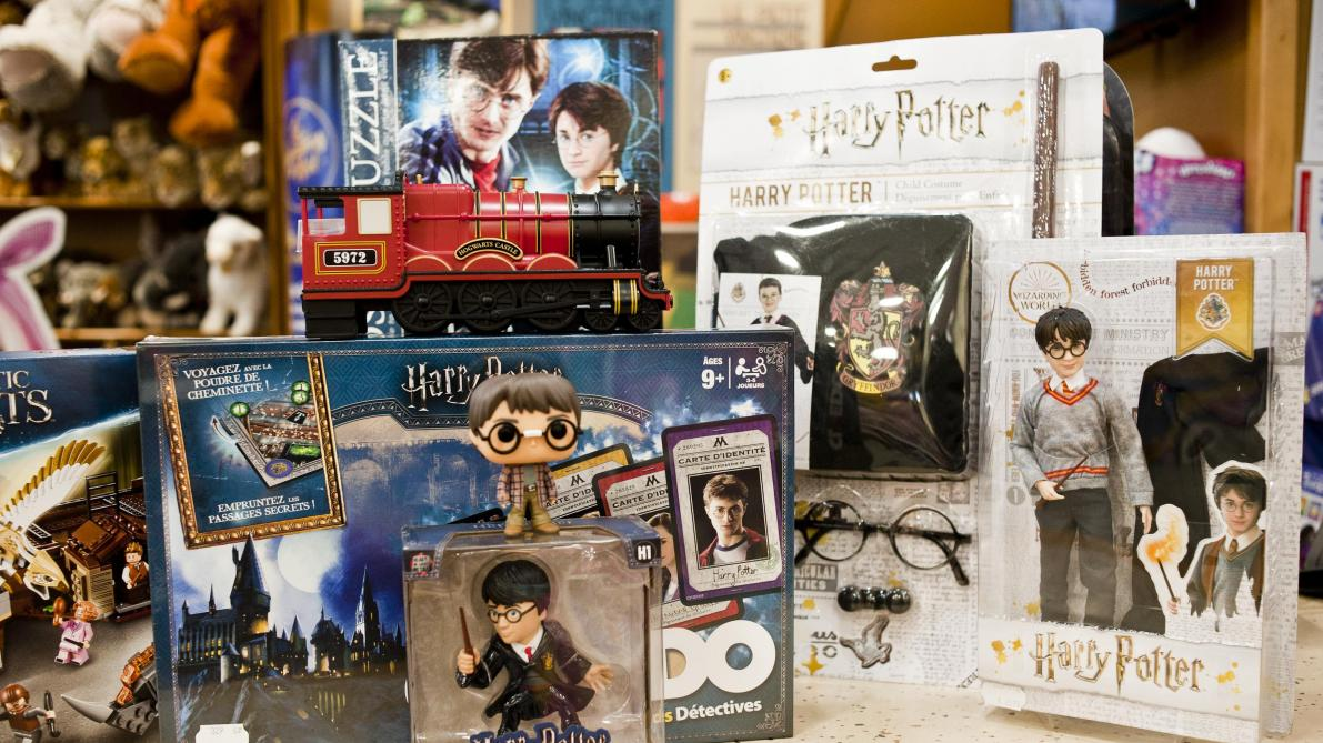Harry Potter Un Phenomene De Librairie