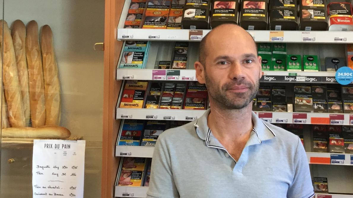 Le tabac presse de courtisols est à vendre journal lunion abonné