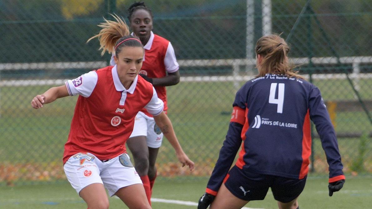 Petit Score Super Profit Pour Les Feminines Du Stade De Reims