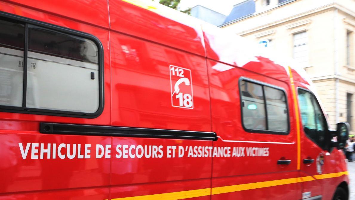 Renversées par un automobiliste, deux fillettes en urgence absolue — Grenoble