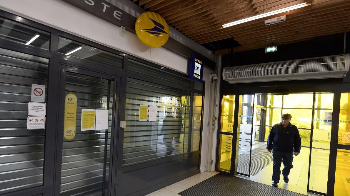 Laon Le Bureau De Poste Ferme Carrefour Prend Le Relais