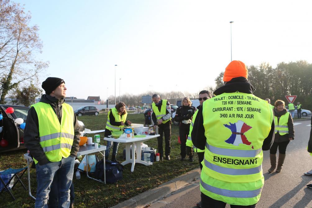 eb5f8c89d83 Les « Gilets jaunes » encore mobilisés dans l Aube dimanche ...