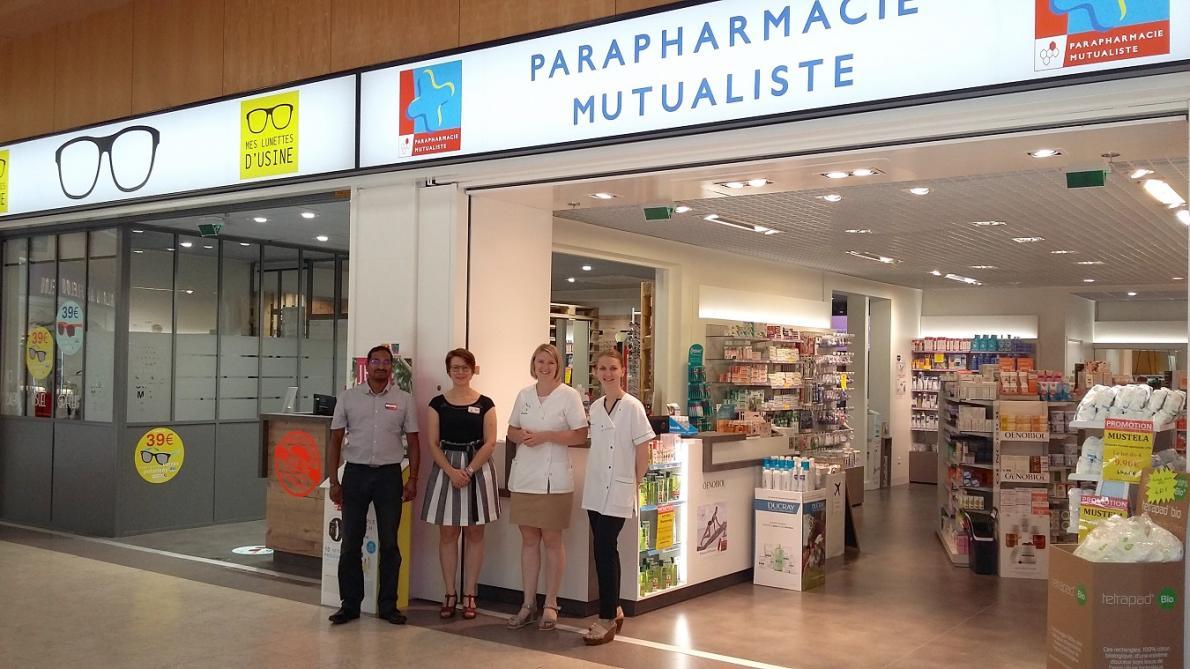 Parapharmacie ET Optique mutualistes   un concept unique en son genre à  Reims 8c6ed1a58cf8