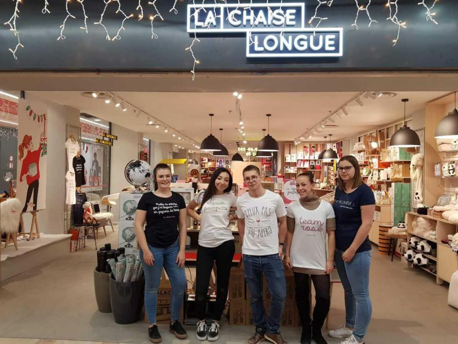 0bd3d13870 La Chaise Longue ouvre sa 72e boutique à Reims - Journal L'Union