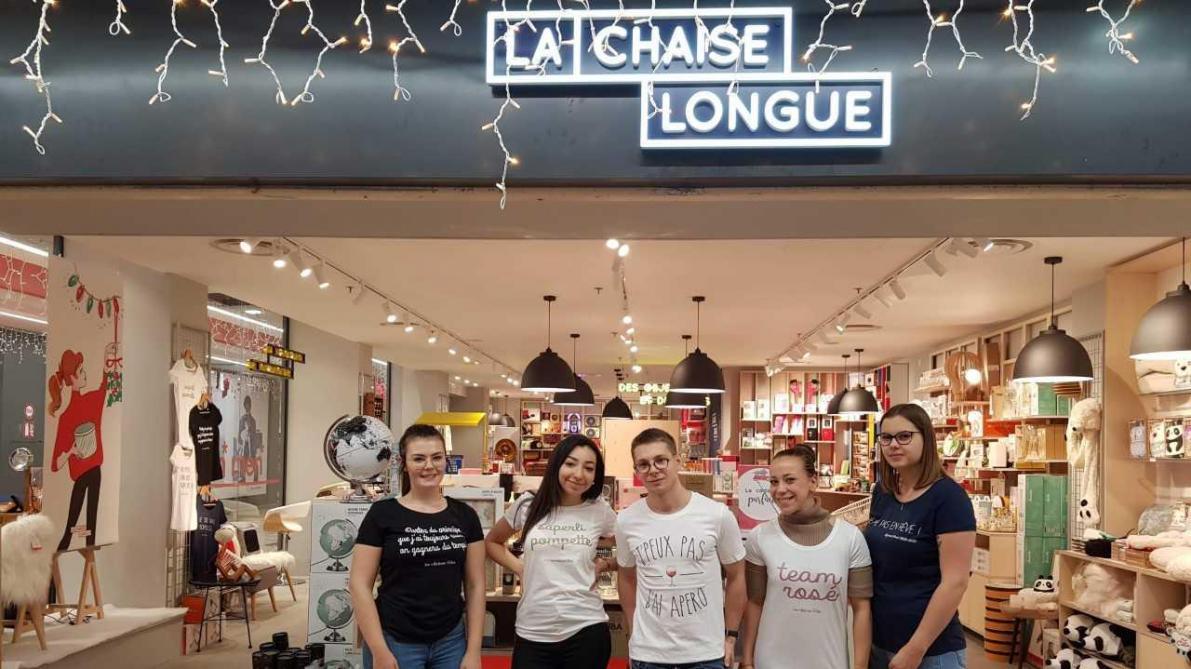 Commerce La Chaise Longue Ouvre Sa 72e Boutique A Reims