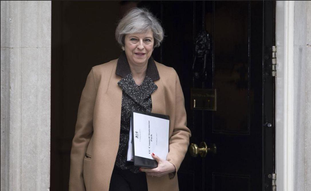 Le chemin de croix qui attend encore Theresa May — Brexit