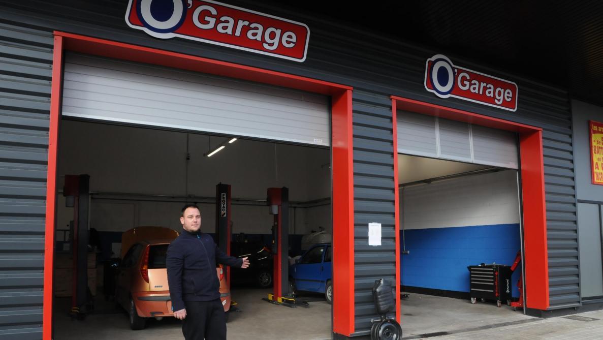 O garage un service auto rapide et sur mesure zone for Garage auto mecano buc
