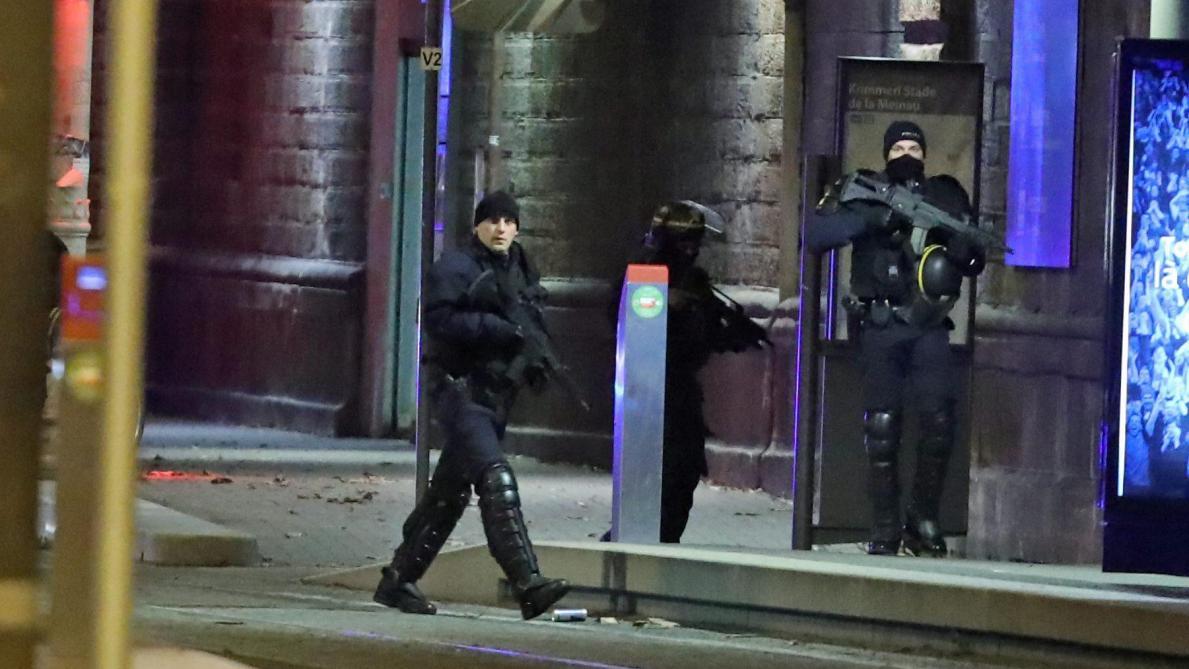 Strasbourg : importante opération policière en cours dans le quartier du Neudorf