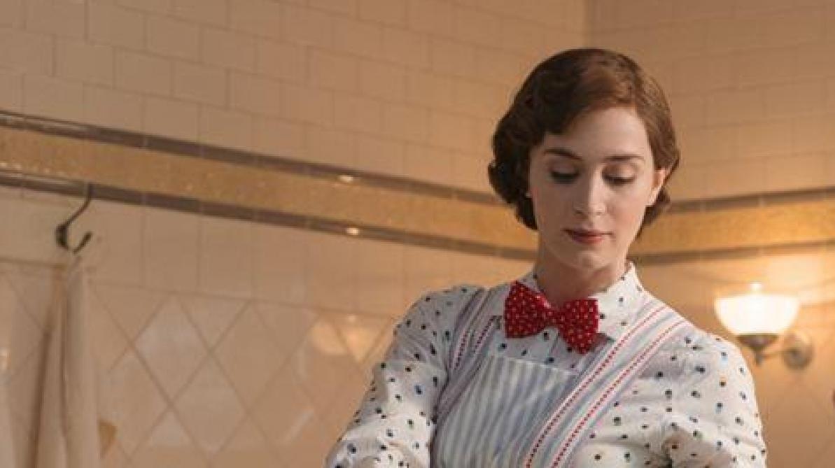 Le Retour de Mary Poppins : critique qui aide la strychnine à couler