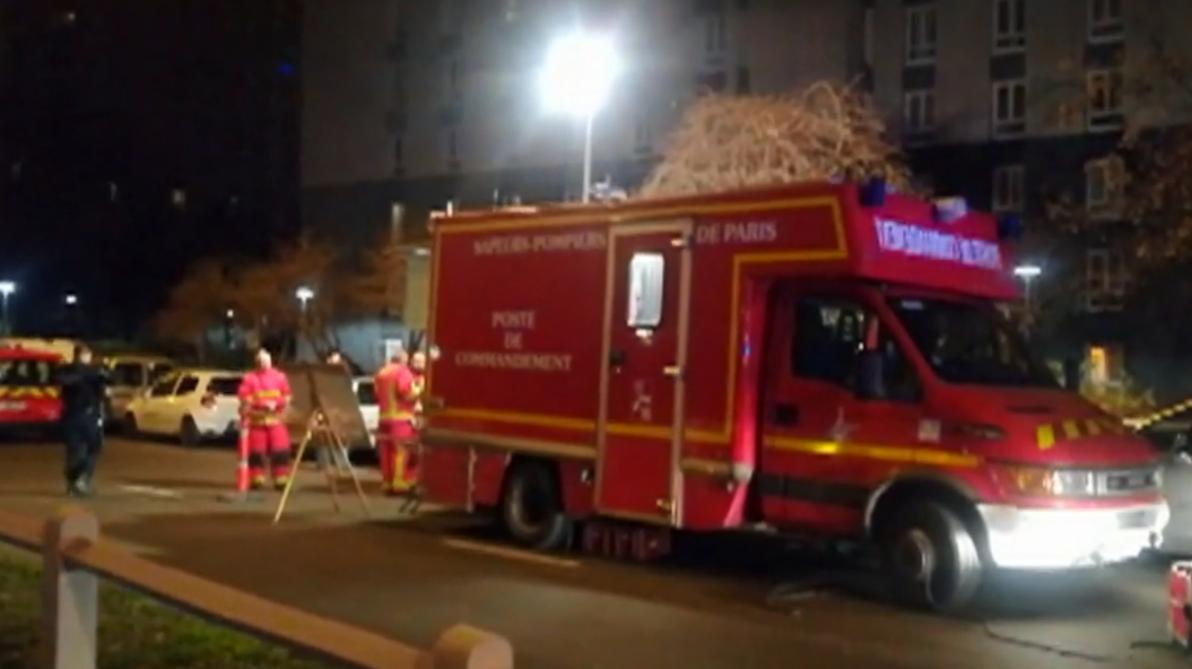 Saint-Denis : un incendie fait de nombreux blessés
