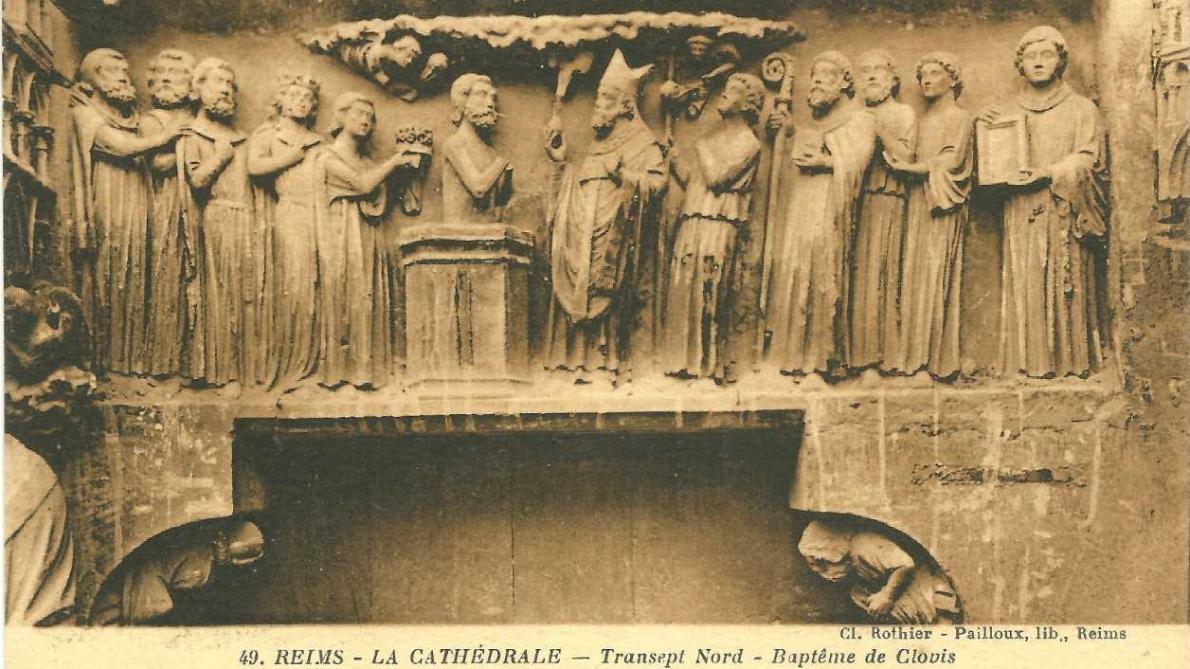 Le Baptême De Clovis à Reims Il Y A 1520 Ans Ou Presque
