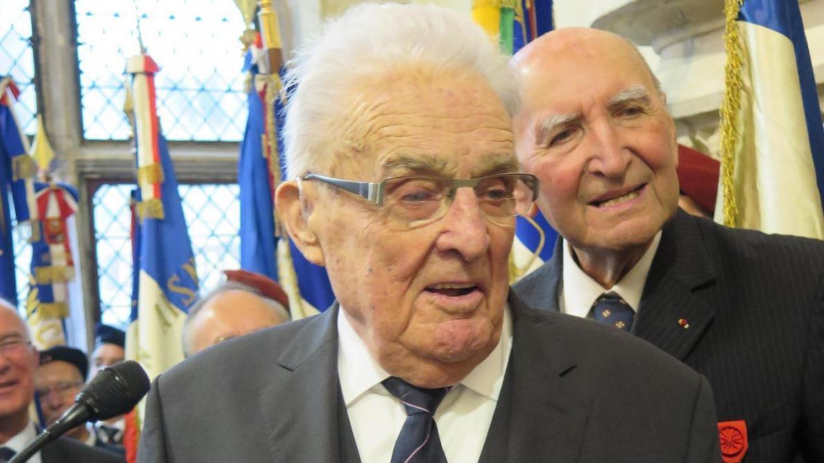 Le colonel Maurice Dutel s'est éteint à 98 ans à Saint-Quentin B9718112885Z.1_20190103110944_000%2BG3CCN1V7U.1-0