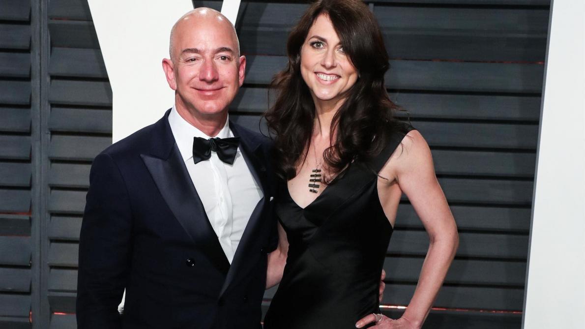 Divorce De Jeff Bezos L Homme Le Plus Riche Du Monde Des Milliards
