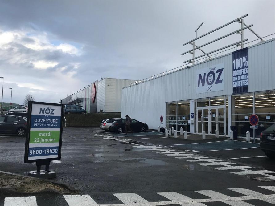 83c296c5d09ba6 À Soissons, le magasin Noz ouvre le 22 janvier - Journal L'Union abonné