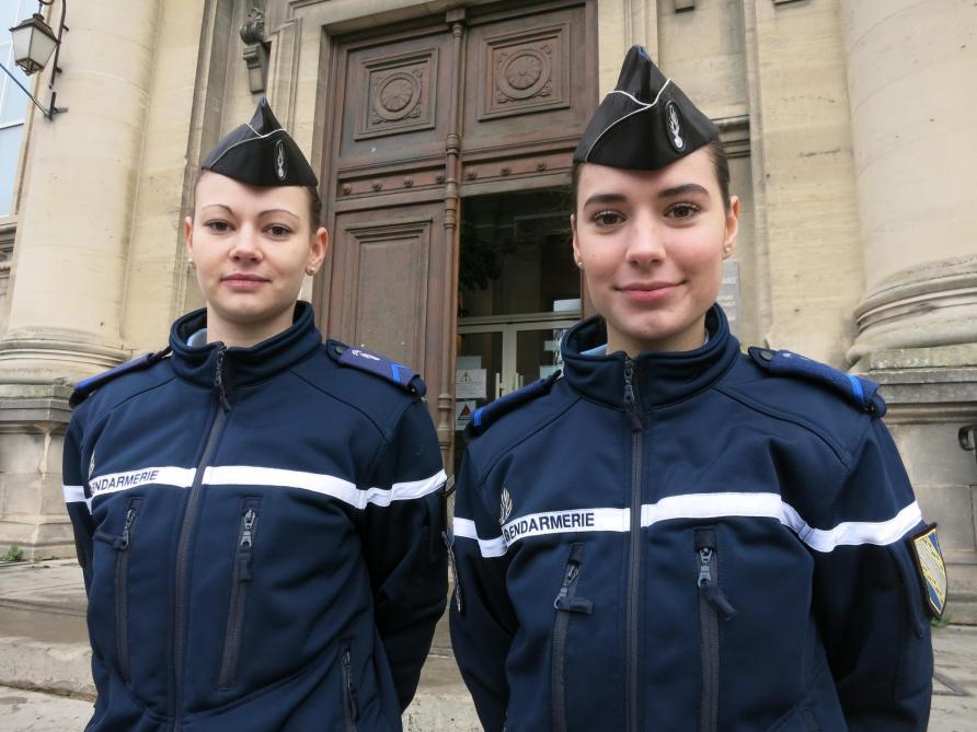 pourquoi elles s engagent dans la gendarmerie de la marne journal l 39 union abonn. Black Bedroom Furniture Sets. Home Design Ideas
