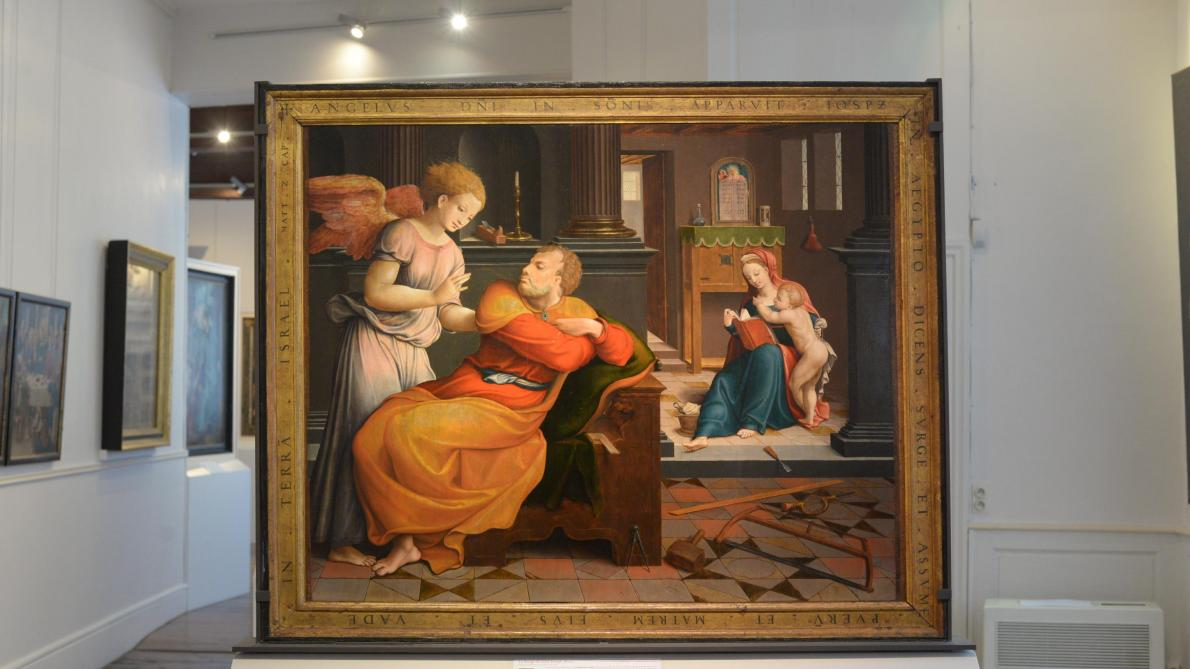 Agorha L Album De La Peinture Renaissance