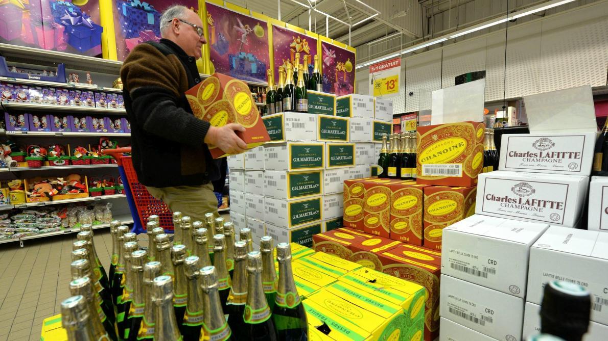 Les prix des produits les plus vendus ont bondi — Hypermarchés