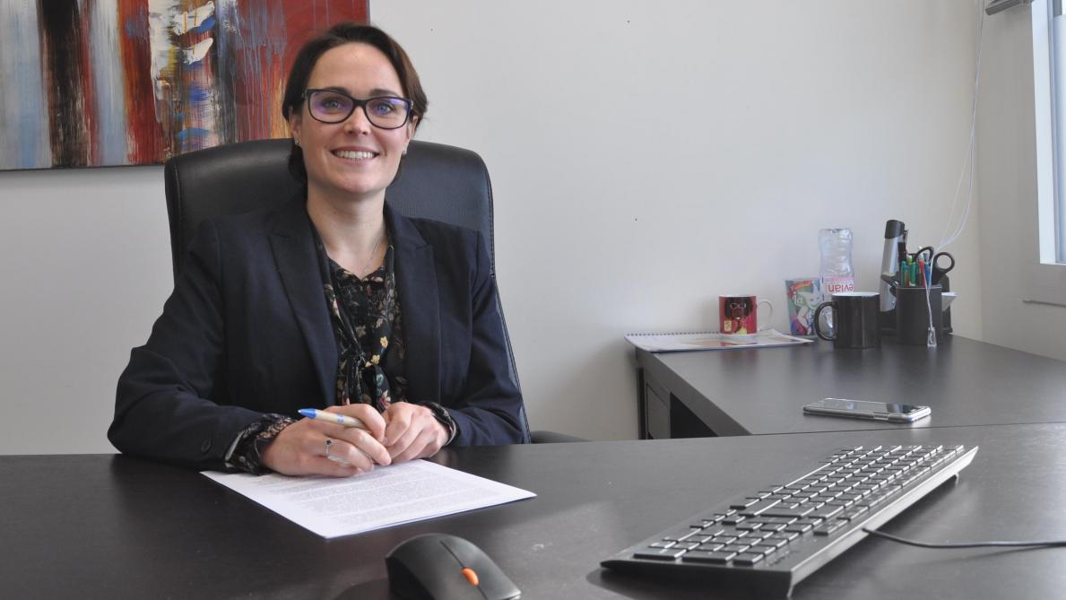 Une nouvelle avocate s installe vitry le fran ois journal l 39 union abonn - Cabinet de recrutement reims ...