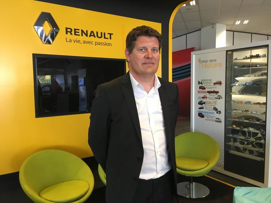 reims renault investit plus de 10 millions d euros et recrute 30 salari s journal l 39 union. Black Bedroom Furniture Sets. Home Design Ideas