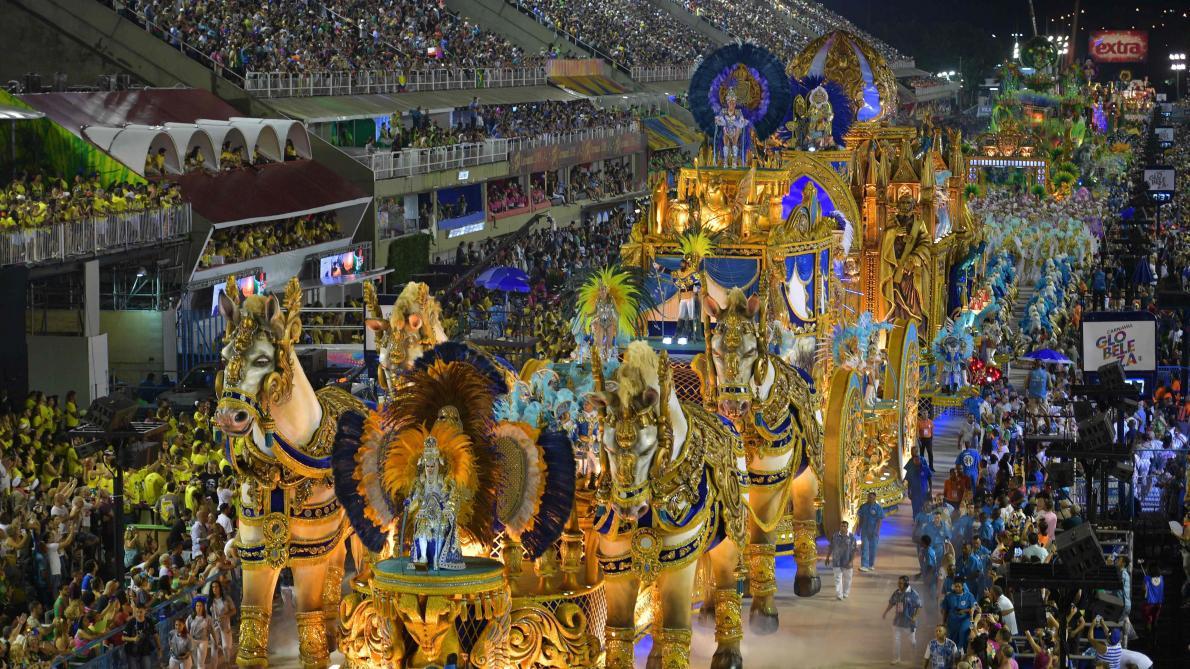 Carnaval de Rio : entre féerie et retour aux sources - Journal L ...