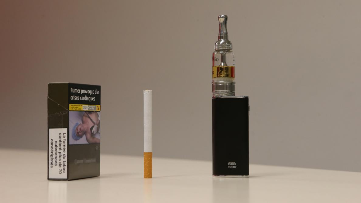 La cigarette lectronique va t elle d tr ner le tabac - Salon de la cigarette electronique ...