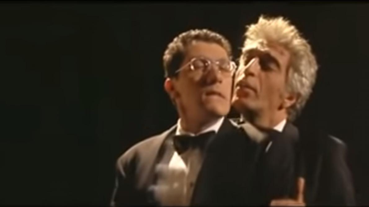 Une pétition lancée pour qu'Alain Chabat et Gérard Darmon dansent