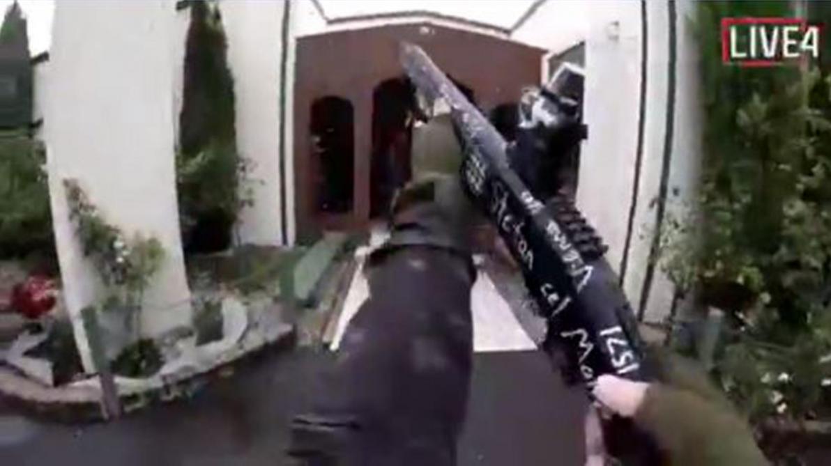 Terroranschlag Neuseeland Video Facebook: L'auteur Présumé Des Attaques En Nouvelle-Zélande S'est